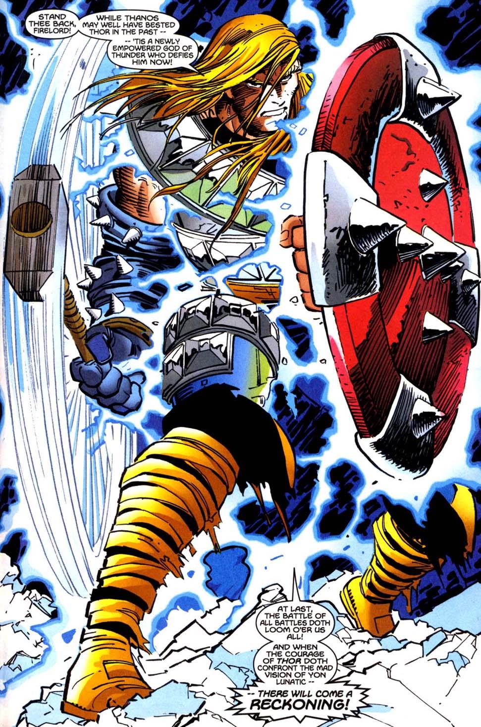 Thor (1998) Issue #25 #26 - English 27