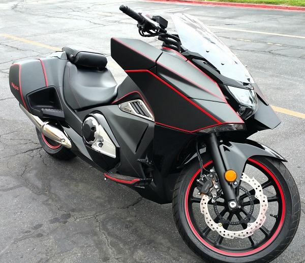 Harga honda nm4 vultus spesifikasi motor indonesia trend for Honda nm4 review