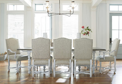 Dogwood Dining Table and Chairs