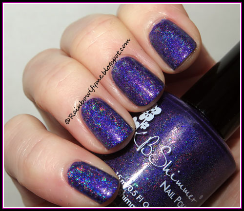 KBShimmer ~ Holo Can You Go