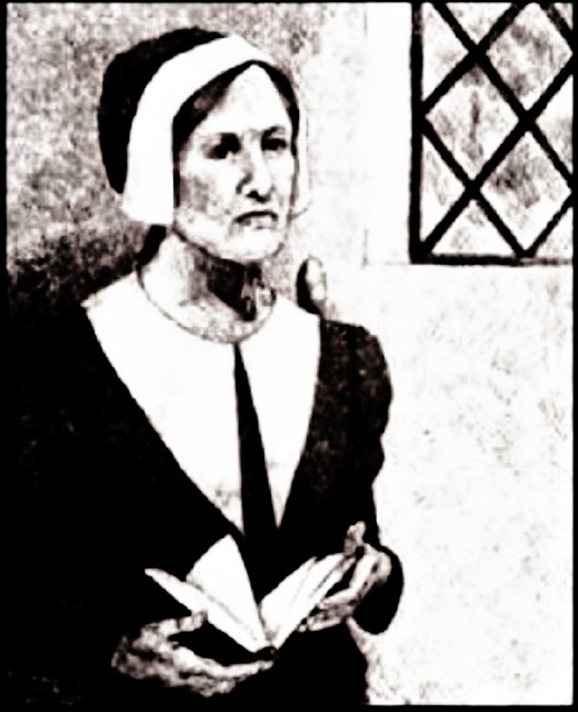 Anne Hutchinson Facts and Biography
