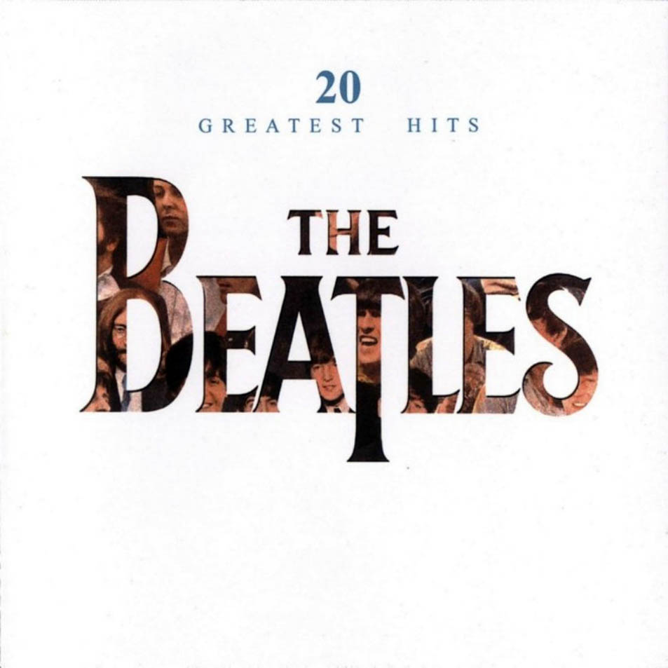 Music Of My Soul The Beatles198220 Greatest Hits(emi