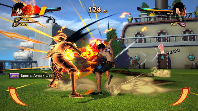 One Piece Burning Blood PC Download Full Version Gameplay 1