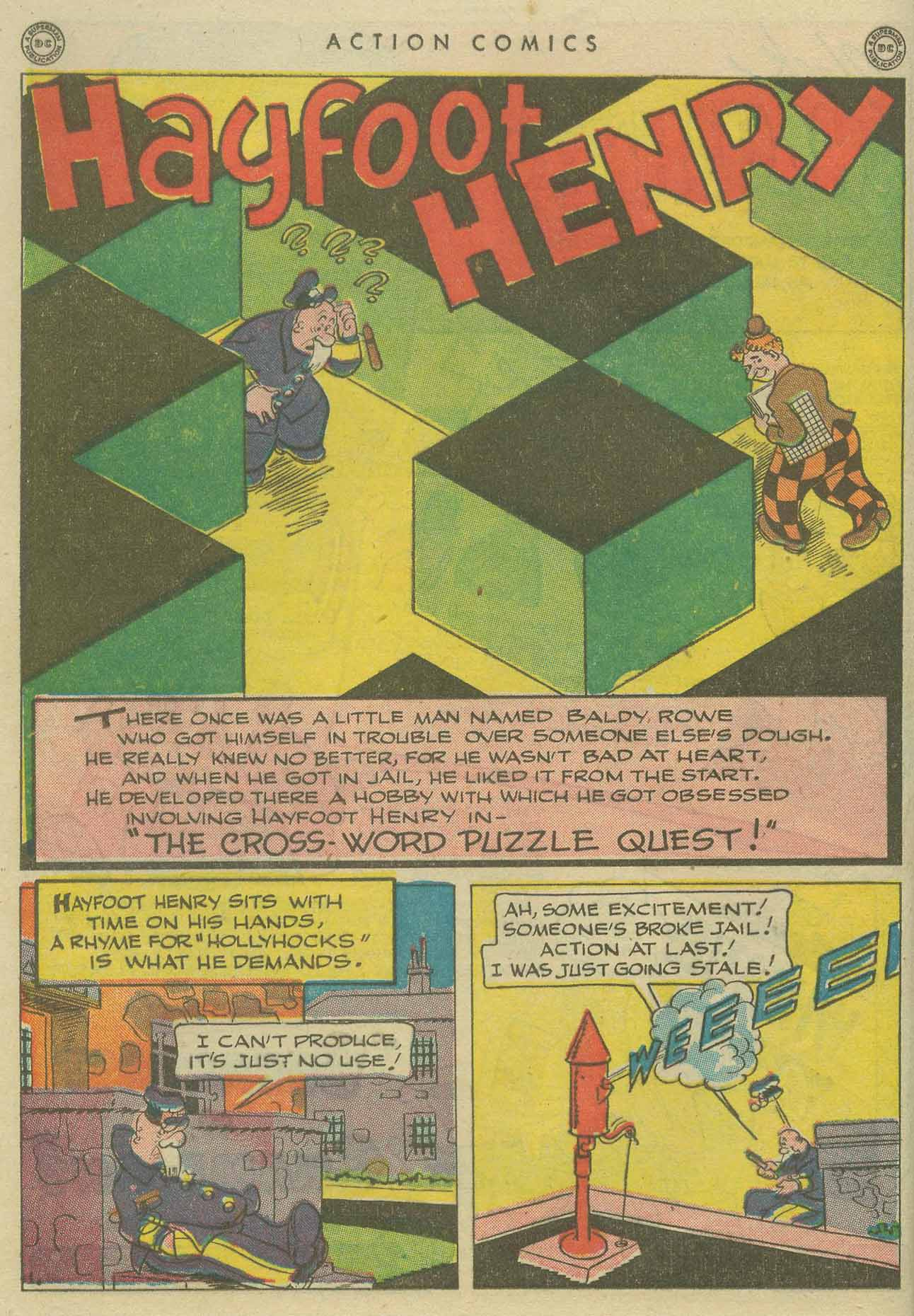 Read online Action Comics (1938) comic -  Issue #104 - 16