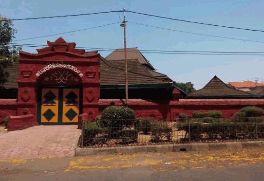 Wisata cirebon Masjid Agung Sang Cipta Rasa