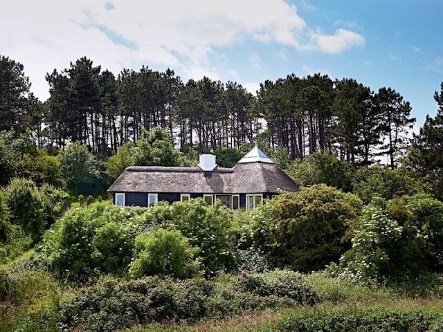 maison de l'architecte danois Vilhelm Wohlert