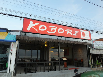 Kobori, Japanese restaurant in Nathon