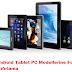 Tüm Android Tablet PC Modellerine Format Atma Sıfırlama