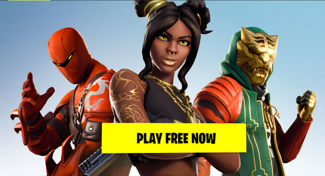 Download Game Fortnite Mobile Apk For Android Epic Games 2019