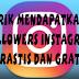 Kumpulan Panel Followers Instagram Gratis : Alxbot