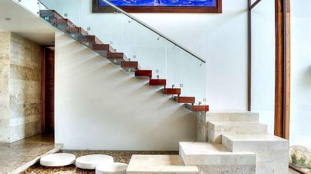 tangga rumah type 36