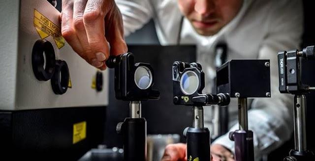 Σουηδοί ερευνητές κατασκεύασαν την ταχύτερη κάμερα στον κόσμο (βίντεο)