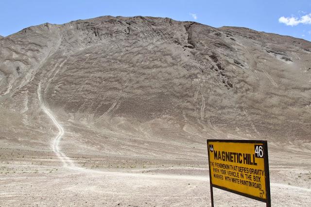 Magnetic Hills Ladakh