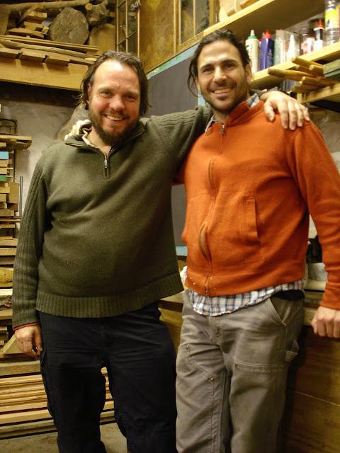 meeting Hazen Audel