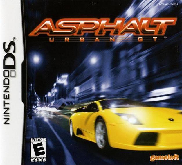 Asphalt: Urban GT (U) (Wario)