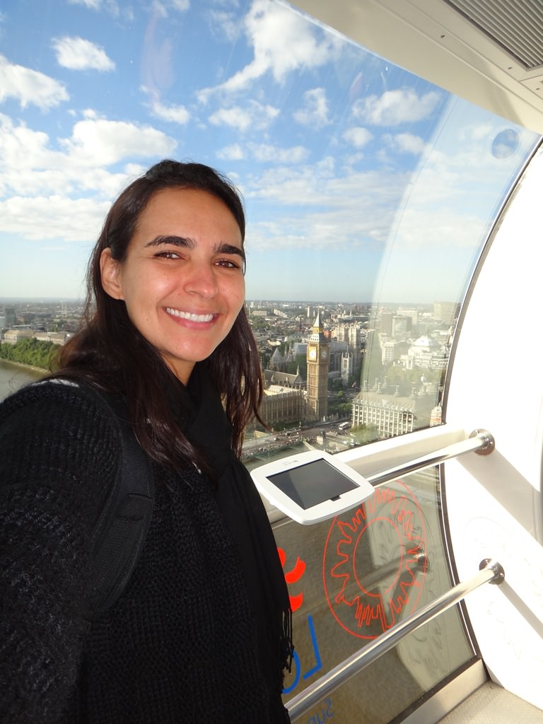 London Eye, roda gigante de Londres