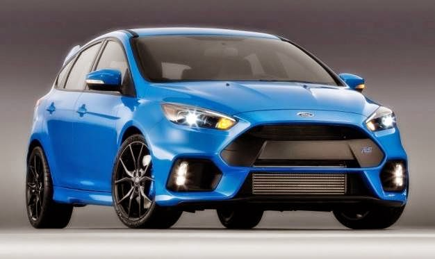 2016 Ford Focus Rs Release Date Usa
