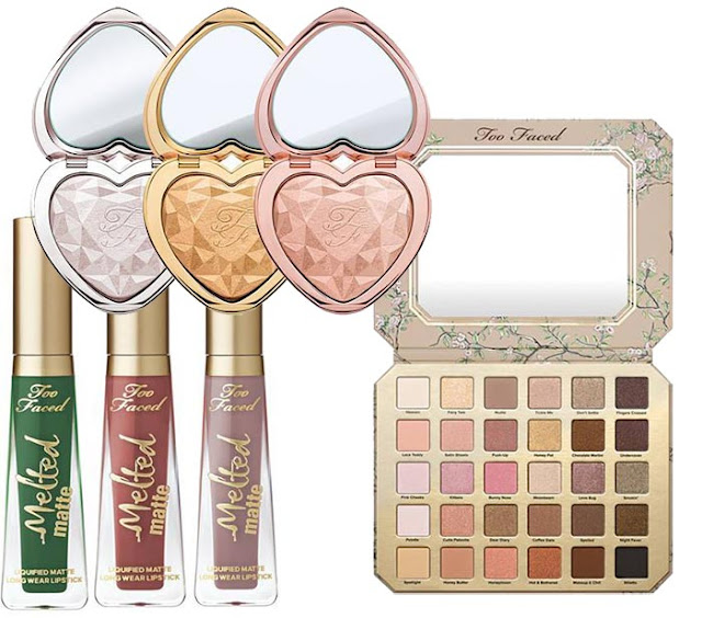 Too Faced Summer 2017 Makeup Collection