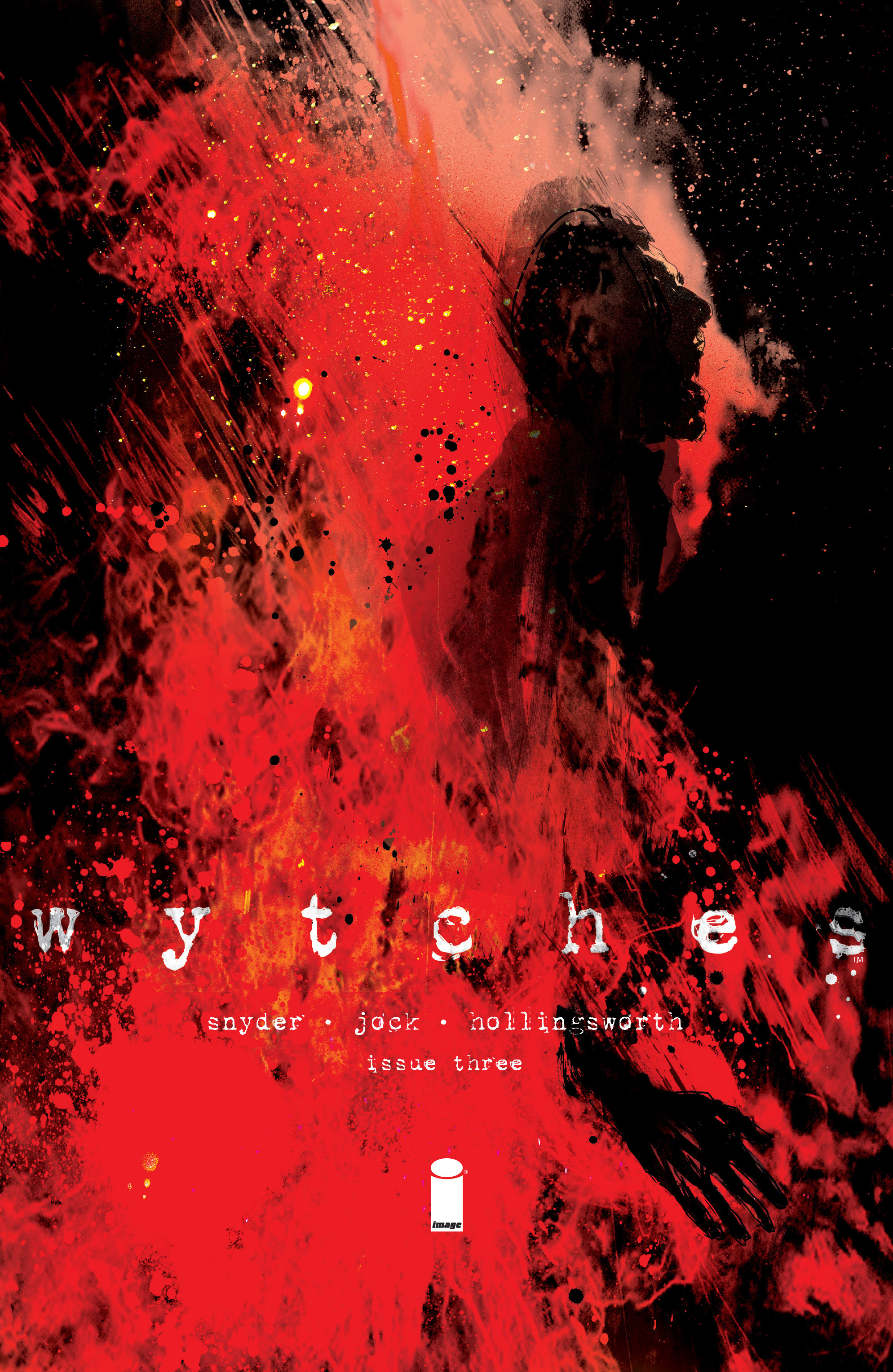 Read online Wytches comic -  Issue #3 - 1