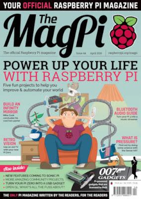 The MagPi 44ª edição