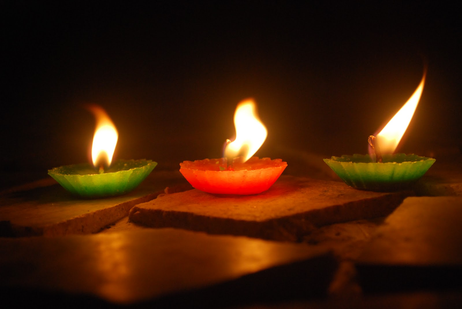 Decorating Styles 1001 Craftystyles: Diwali Candles 1