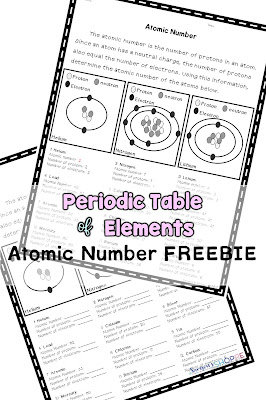 Making the Periodic Table of Elements FUN for Your