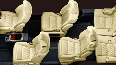 interior new alphard