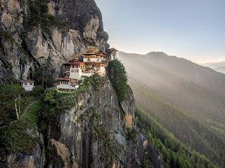 Paro -Taktsang- Bhutan