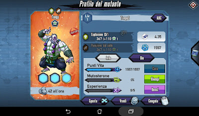 Mutants: Genetic Gladiators Breeding video N°203 (Tengu - Zombie)