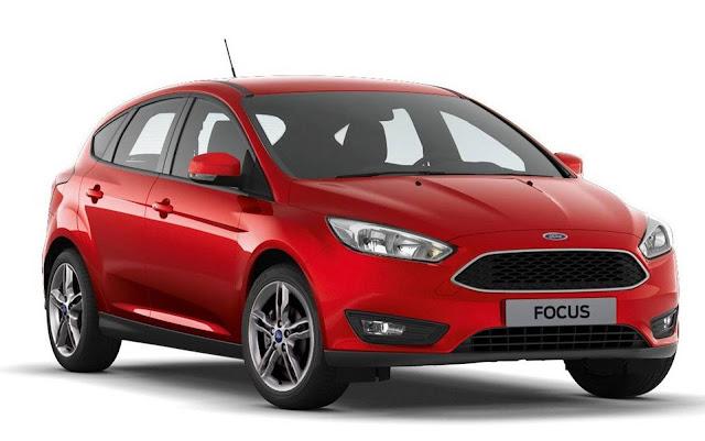 Ford Focus SE 1.6 2019
