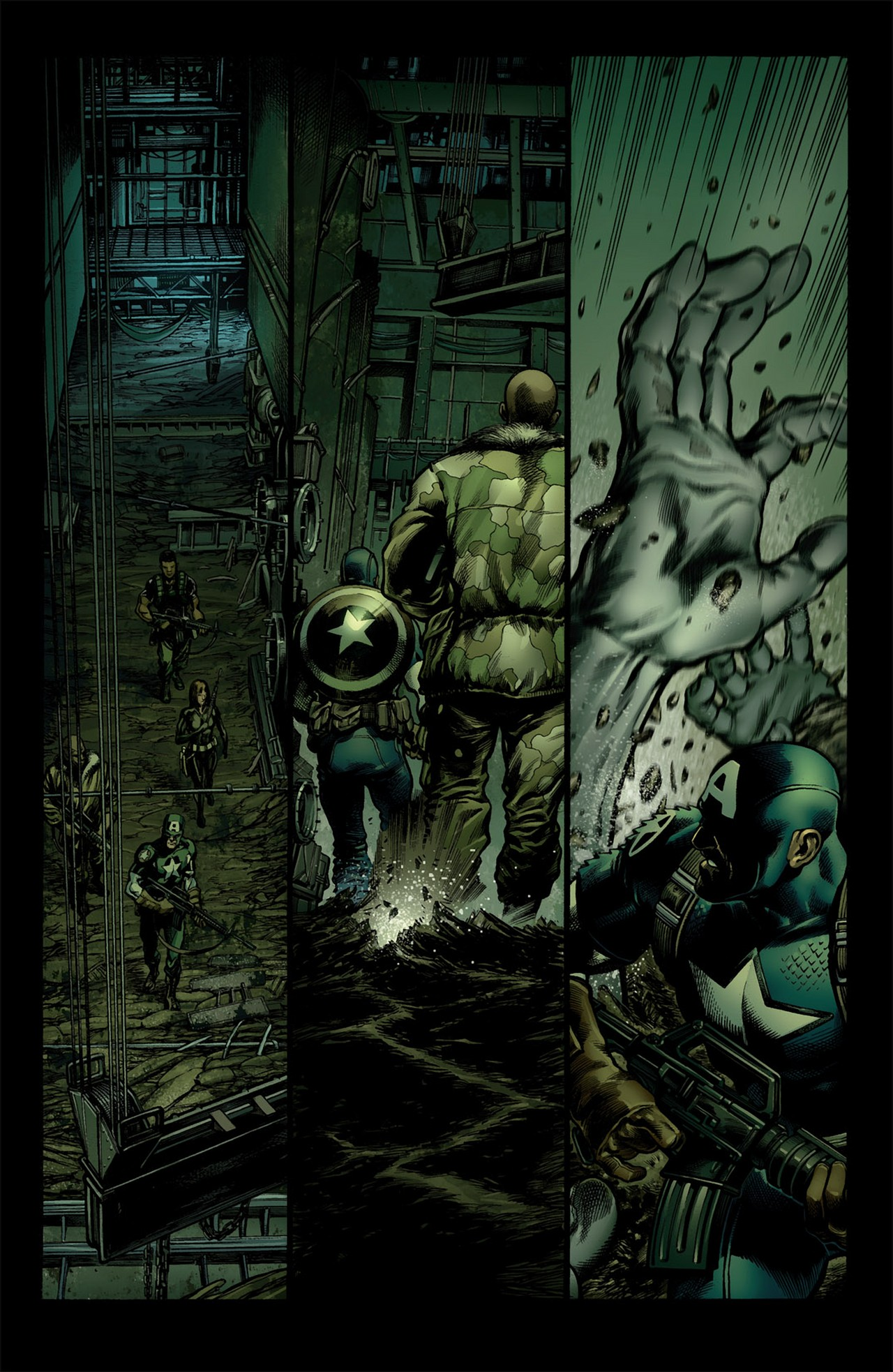 Read online Ultimate Nightmare comic -  Issue #4 - 9