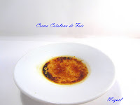 Crema Catalana de Foie
