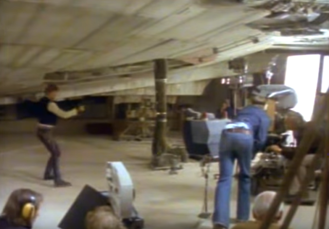 star wars behind the scenes laserdisc