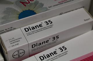 Diane® 35 engorda?