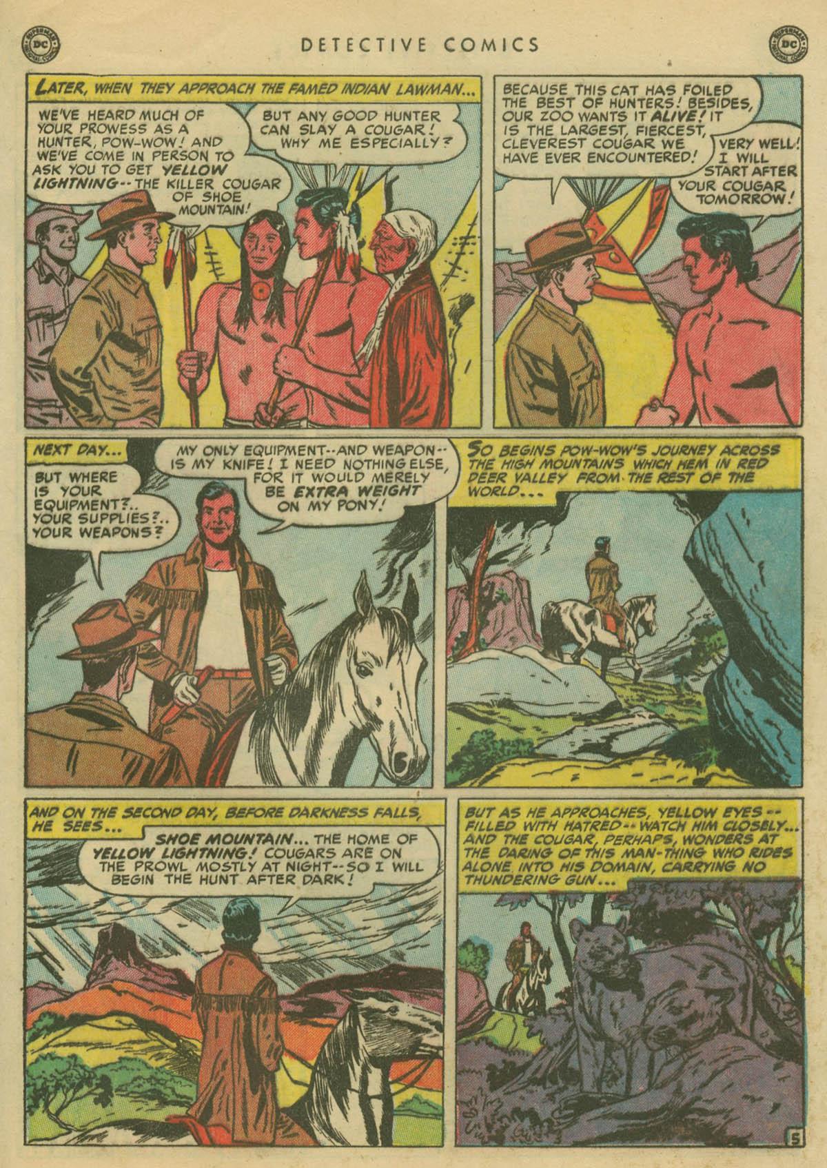 Detective Comics (1937) 167 Page 42