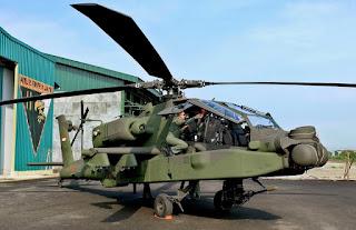 AH-64E Apache Guardian TNI AD