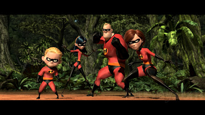 Photos: The Incredibles on Blu-Ray