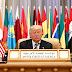 """Trump en Arabia: """"Esta no es una batalla entre religiones, es una batalla entre el bien y el mal"""""""