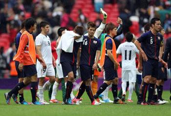 ロンドンオリンピック男子サッカー準決勝