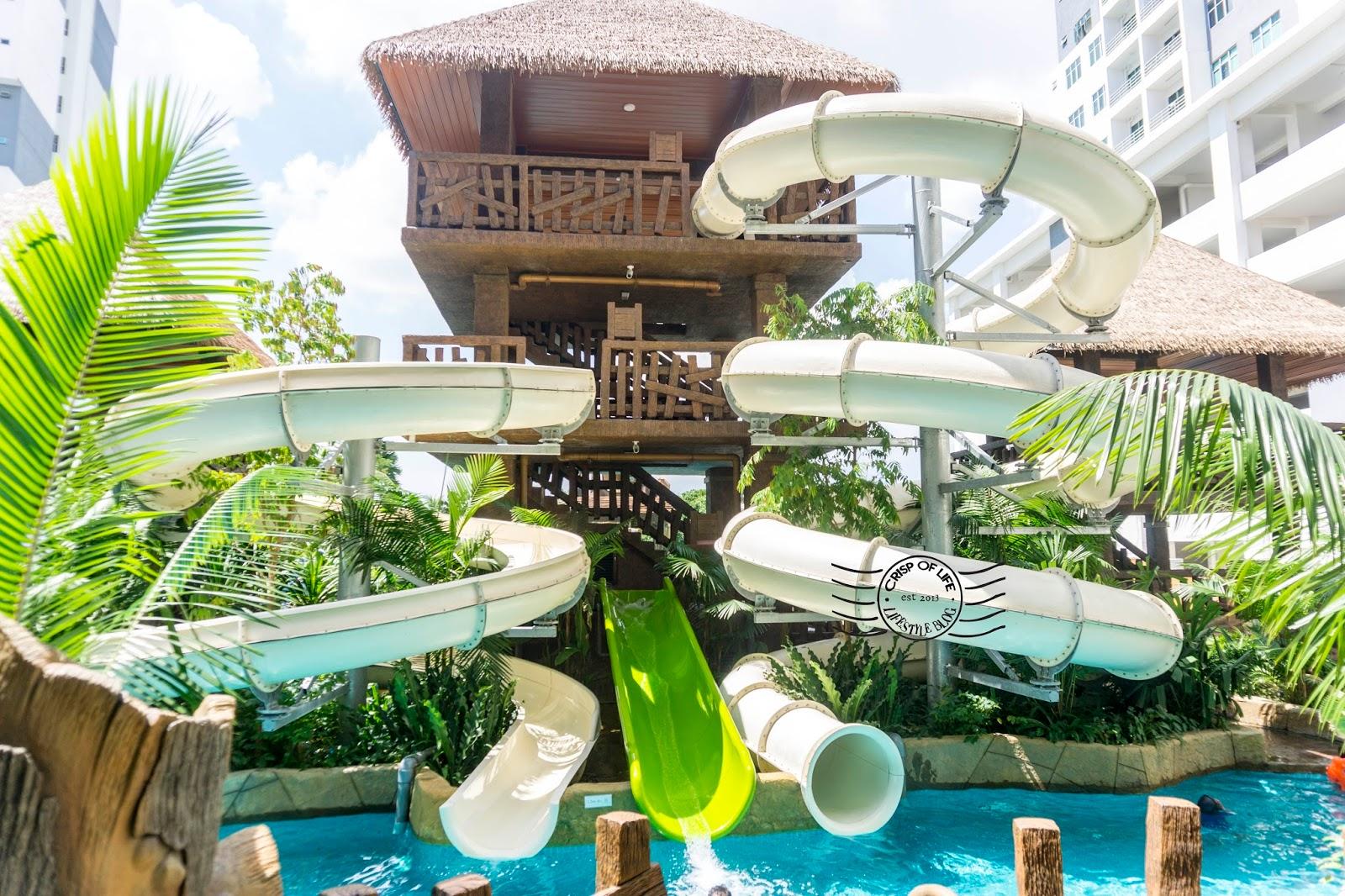 Grand Orient Hotel & Laguna Water Park @ Perai, Penang