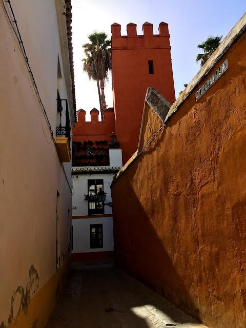 Alkazar Sevilla