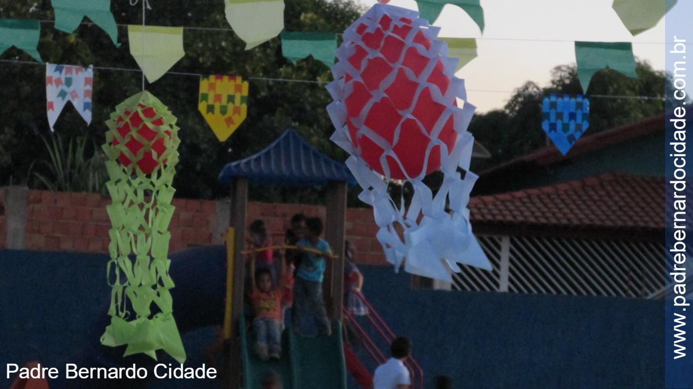 Festa Junina, anarriê, festa no goias, Padre bernardo, escola em padre bernardo, turismo, decoração de festa junina