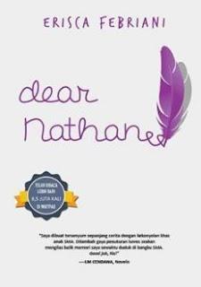 dear nathan novel populer wattpad yang dibukukan