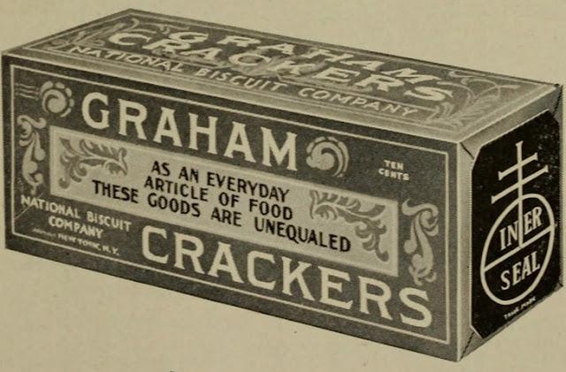 Biscoitos Graham (Imagem: Reprodução/Incrível)