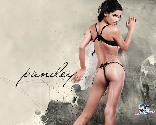 Hot Wallpapers of Poonam Pandey