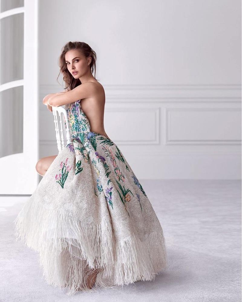 Natalie Portman for Miss Dior Eau de Parfum