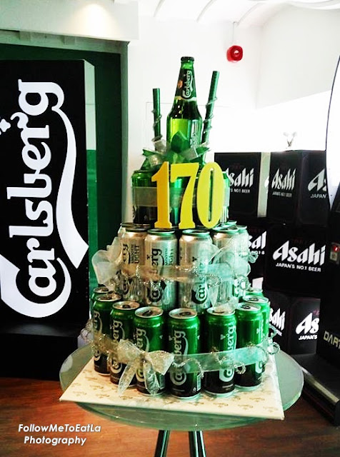 Carlsberg's 170th Global Anniversary