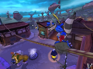 Sly 3 Honor Among Thieves (PS2) 2005