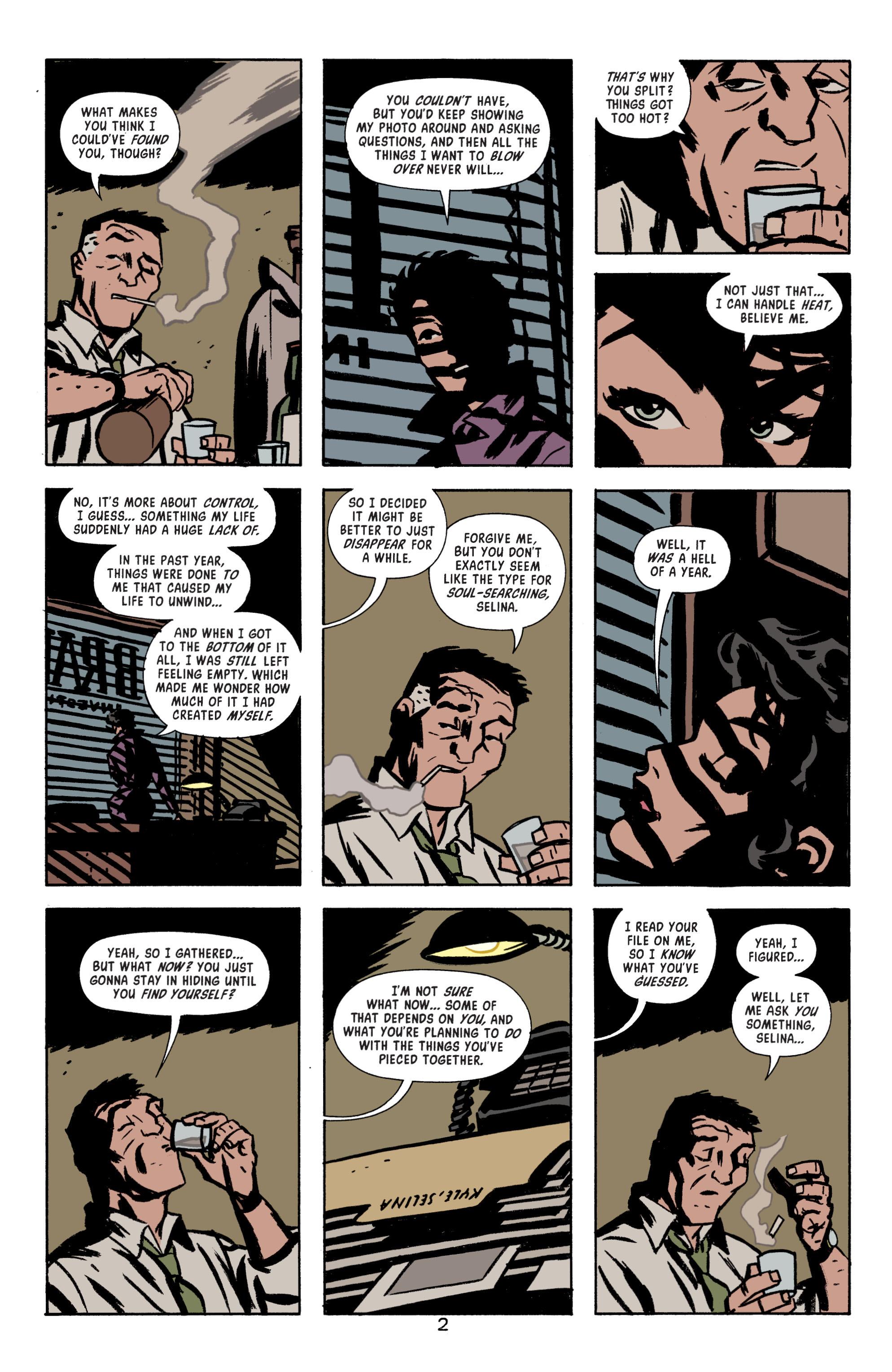Detective Comics (1937) 762 Page 24