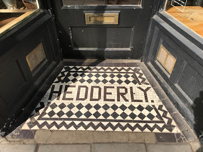 Doorway mosaic, Oxford